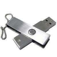 China Metal Imation Usb 2.0 Swivel Flash Drive 8gb  ,  Personalized External  Thumb  Mini Flash Drive on sale