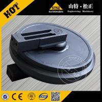 PC60-7 front idler assy komatsu excavator idler wheel price