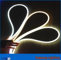 Buy cheap warm white emitting 24v bi-side led neon flex light for buliding from Wholesalers