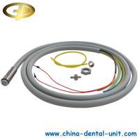 China Dental Silicone Tube Hose Tubing 6 Hole Fiber Optic  tube LED High Speed Handpiece on sale