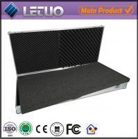 China LT-GFC05 Road case flight case aluminum case fabric for guitar case on sale
