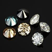 China Moissanite gem on sale