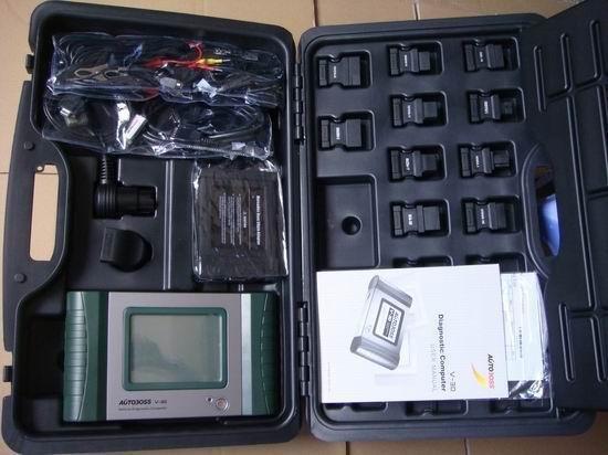 Auto Boss V30 Car Diagnostic Tools Autoboss V30 Scanner image