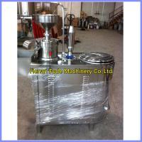 China soya milk making machine, soybean milk grinding machine on sale
