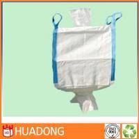 Buy cheap Virgin PP super sacks FIBCS PP bulk bag Color printing big bag 1500kg for fertilizer from Wholesalers