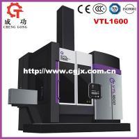 VTL1600 CNC Vertical Turret Lathe China Vertical Turret Lathe