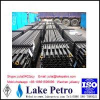 China API oil pipe Steel Anti-corrosion polish Sucker Rod on sale