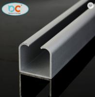 China high quality custom made aluminum wardrobe sliding door profile on sale