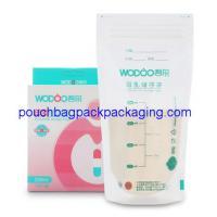Buy cheap New breast milk storage bag with temperature sensor thermal sensor from Wholesalers
