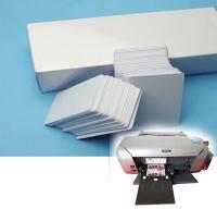 China EPSON inkjet printer R270 R230 R290 T50 L800 Direct Inkjet print PVC white Card/chip card on sale