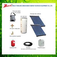China 400L standard package split pressurized diy solar water heater on sale