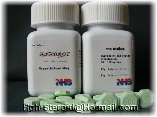 Buy Anadrol Oxymetholone Bodybuilding Hormone Steriode - hgh