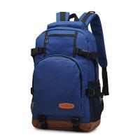 Buy cheap Fashion Men Bag Backpack Women Oxford Travel Bags Retro Backpacks Teenager School Bag Women Famous Brands Mochilas from Wholesalers