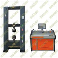 China Electronic Universal Testing Machine  with Hydraulic Fixture on sale