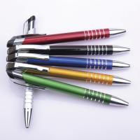 China personalized aluminum promotional pen,personalized gift promotional ballpoint pen on sale