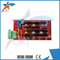 China Reprap Mendel Prusa RAMPS 1.4 3D Printer Control Board Fits 5 Pololu Stepper Driver Board on sale