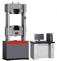 Buy cheap WAW Series Computerized Electro-hydraulic Servo Universal Testing Machine (300kN,600kN,1000kN,2000kN) from Wholesalers