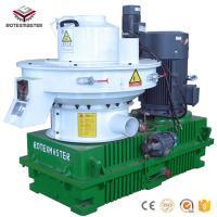 China New design 1-1.5t/h  wood pellet making machine export price in Vietnam on sale