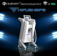 Buy cheap Professional HIFUSHAPE slimming machine High Intensity focused ultrasound from Wholesalers
