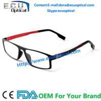 Buy cheap Unisex colorful wayfarer eyewear optical frame Ultem glasses Elegant fashion sports nice eyeglasses from Wholesalers