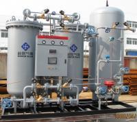 China Fiber Chemical Industry High Purity Nitrogen Generator / Nitrogen Generation Unit on sale