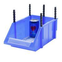 China Hot sale plastic storage shelf box &  bins wholesale on sale