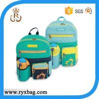 China Honey bee school bag with water bottel bag on sale