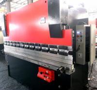 Buy cheap Pressure 2500 KN WC67Y hydraulic metal plate press brake bending cutting machine from Wholesalers
