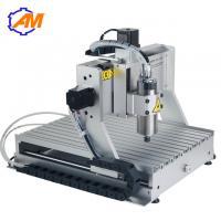 China AMAN high quality mini cnc making machine 3040  pantograph cnc engraver wood router cnc on sale