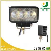 LED car work light 9W Epsitar led working light for truck auto led truck light