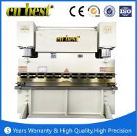 Buy cheap 2016 Design WE67K Electric hydraulic Servo CNC Hydraulic Press Brake CNC Press Brake from Wholesalers
