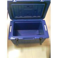 Rotomold cooler box mould