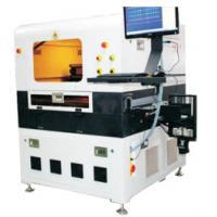China UV PCB Separator / FR4 Board Laser Depaneling Machine ±20 μM Precision for sale