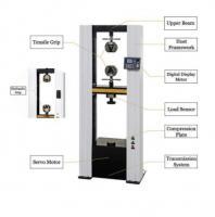 China 50KN Electronic Universal Testing Machine on sale
