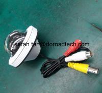 Bus Security Mini Metal CCTV Cameras, With Audio Output
