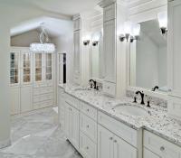 China White Ice Granite Slab Countertop Brazil Imported Modern Kitchen Granite on sale
