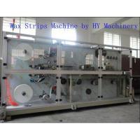 China full automatic HYT02Depilatory Wax strips machine, wax strips machine,wax paper machine, wax strips on sale