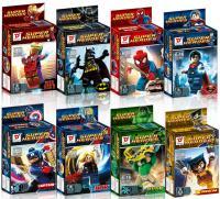 Buy cheap Classic cartoon models superhero block from Wholesalers