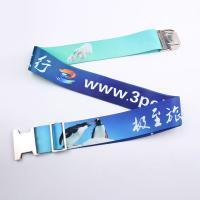 Top sale luggage bag belt with adjustable buckle