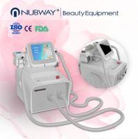 China Professional keyword cavitation rf cryolipolysis beauty machine / fat frezzing slimming on sale