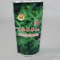 China tea bag Standup plastic bag with logo and full color printing on sale