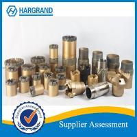 Buy cheap Quality diamond drilling tools,diamond core bits,reaming shell- BQ NQ HQ PQ.30mm-425mm from Wholesalers