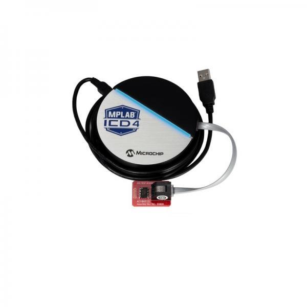 Original PIC MPLAB ICD 4, DV164045 Universal Programmer high-speed DV164045