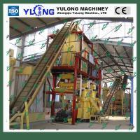 China 10T/H Vietnam Rice husk pellet making machine(CE,SGS,ISO) on sale
