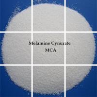 Buy cheap White Fire Retardant Powder MCA Melamine Cyanurate CAS No 37640-57-6 from Wholesalers