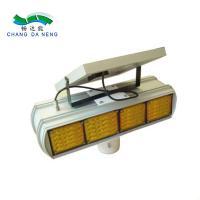 Buy cheap Led flashing solar strobe light  warning amber solar traffic safety equipment from Wholesalers