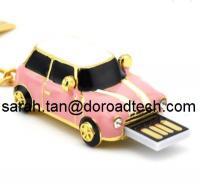 China Car Shape USB Memory Stick, Toy Car USB Drives, Real Capacity on sale