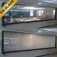Smart glass, switchable glass, pdlc glass, smart pdlc glass, magic glass, eb glass brand