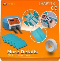 salon beauty equipment IHAP118 professional lymphatic drainage massage machine