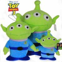 China Cute Disney Pixar Toy Story Alien Toys Cartoon Plush Toys For Boys on sale